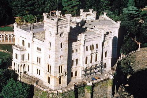 Schloss Castello di Miramare