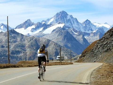 Pässe der Zentralschweiz Eurotrek