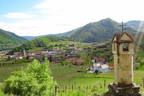 Romantische Wanderwege in der Wachau