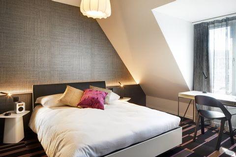 Doppelzimmer im Hotel Continental