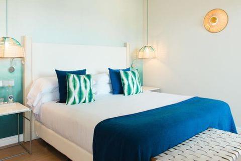 Doppelzimmer im Hotel Hanucai