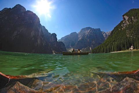 Wandergenuss in den Dolomiten