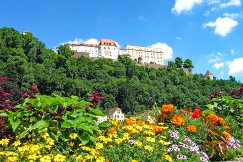 Passau - Veste Oberhaus