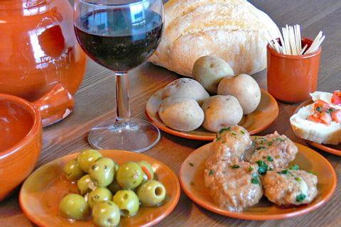 Kulinarische Genüsse während der Wanderreise auf Teneriffa