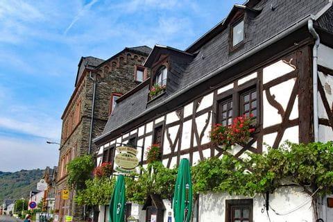 Fachwerkhaus in Kamp-Bornhofen