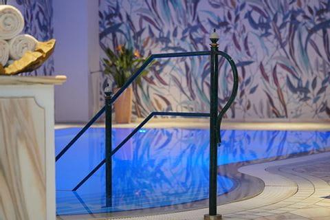 Poolbereich Hotel Vila Vita Rosengarten