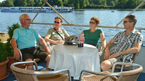 Fahrradreise Mecklenburg