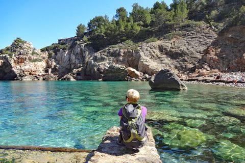 Wandergenuss an der Bucht von Deia