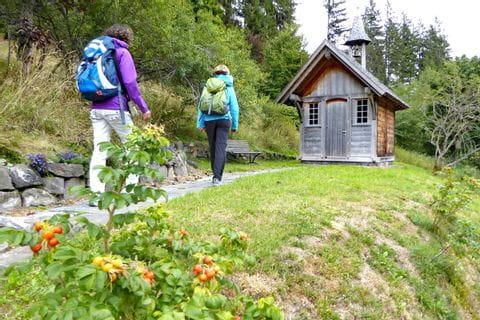 Besinnliche Kapelle im Schwarzwald