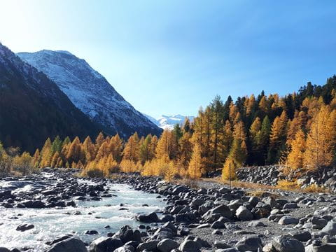 Wandern: Bernina-Tour