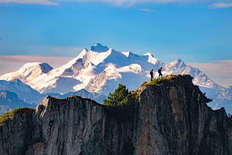 Atemberaubende Aussicht auf den Jungfrau