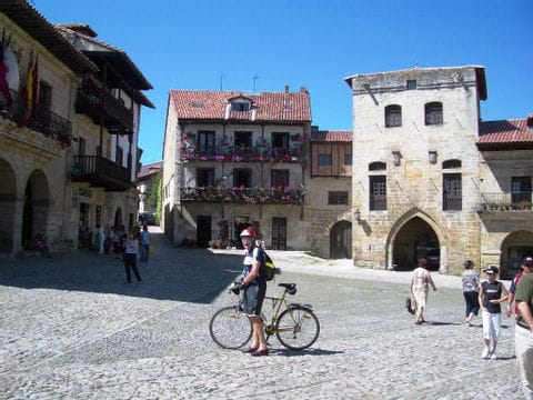 Kueste im Baskenland