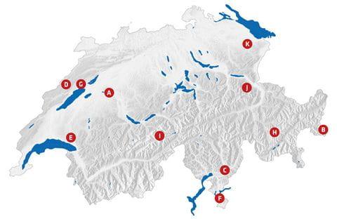 Karte Unesco