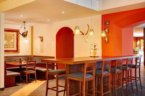 Restaurant Hotel Krone in Brixen