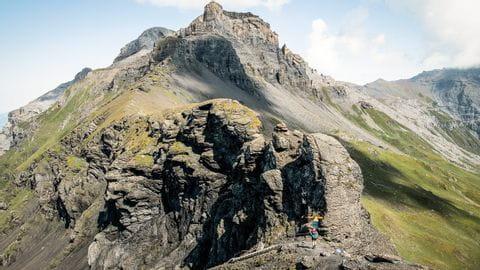 Via Alpina Bärentrek - Hohtürli