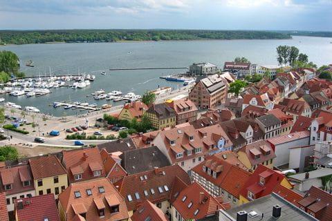 Hafen in Müritz