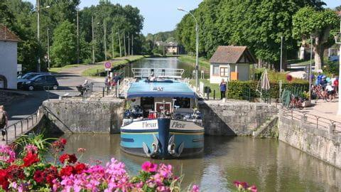 Rad und Schiff Frankreich