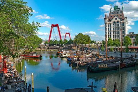 Willemsbrücke Rotterdam