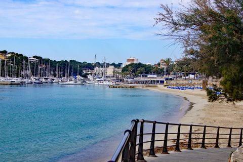Bucht von Porto Cristo