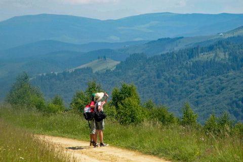 Wanderung in Siebenbürgen