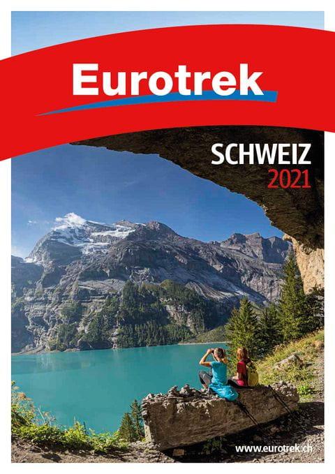 Eurotrek Katalog Schweiz 2021