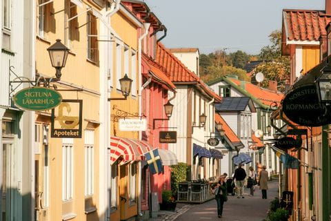 Innenstadt von Sigtuna