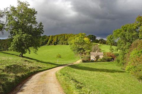 Romantische Wanderwege in Großbritannien