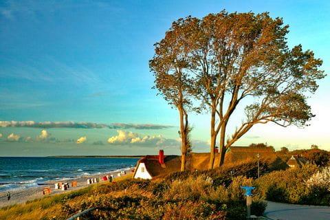 Beruhigende Ostsee