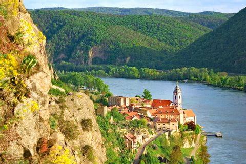 Duernstein an der Donau