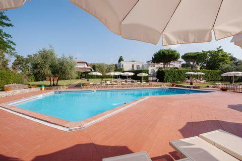 Pool Hotel Garden in Siena
