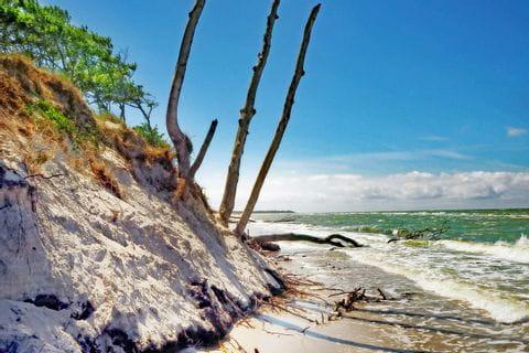 Küstenwandern an der Ostsee