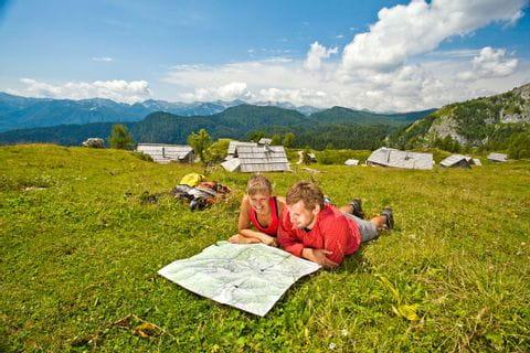 Wanderrast in Krstenica