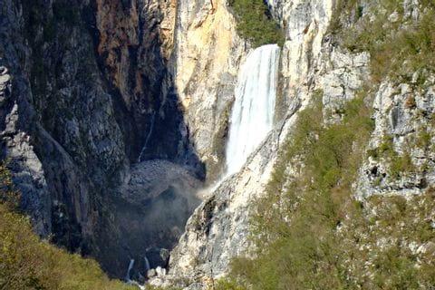 Wanderhighlight Boka Wasserfall