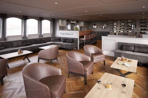 Lounge, MS MAGNIFIQUE IV