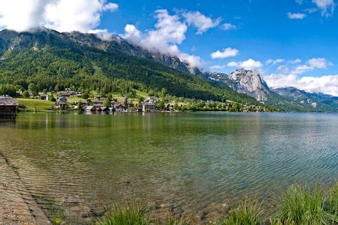 Glitzernde Bergseen im schönen Ausseerland