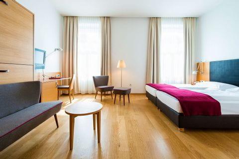 Doppelzimmer in Hotel Scala Stiegl