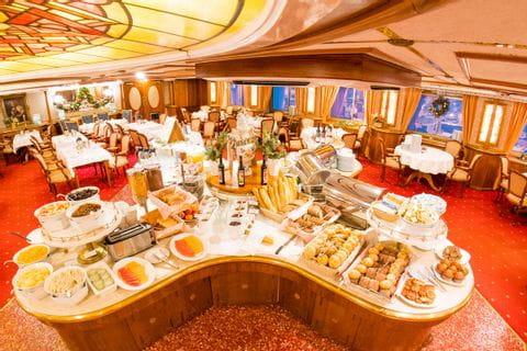 Restaurant, MS PRINZESSIN KATHARINA