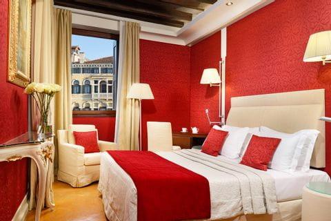 Bar des Hotel Palazzo Giovanelli