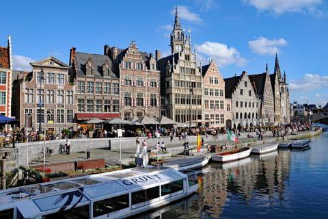 Flandern Stadt