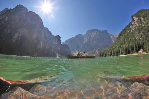 Grandiose Berglandschaften in Südtirol