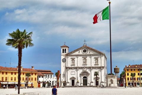 Innenstadt Udine
