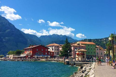 Wandertour mit Start in Riva del Garda