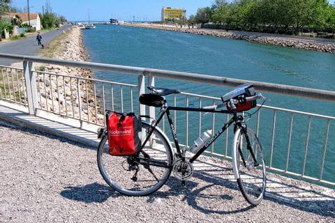 Fahrrad, Canal du Midi