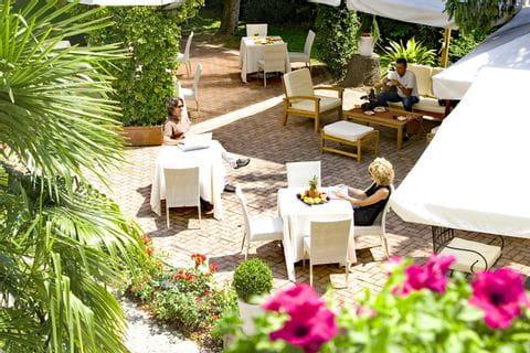 Hotel Ai Pini Terrasse
