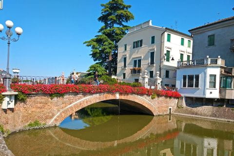 Adria Brücke in Florenz