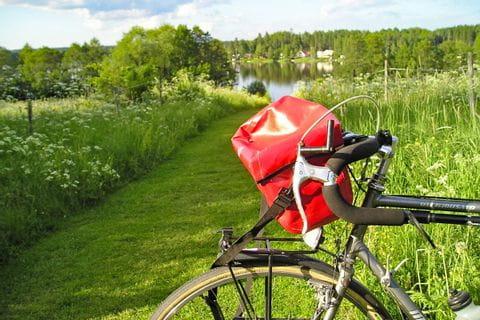 Bike at a Canal