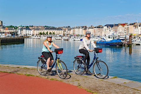 Dieppe Hafen