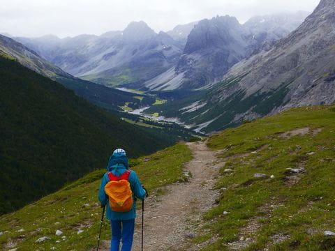 Nationalpark Panoramaweg Val Mora Eurotrek