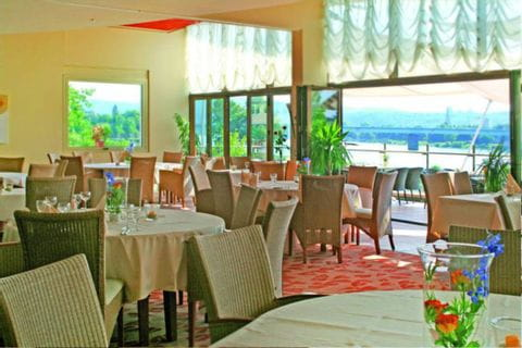 Restaurant im Diehls Hotel