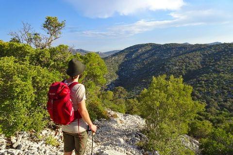 Geheimnisvolle Berglandschaften in Sardinien